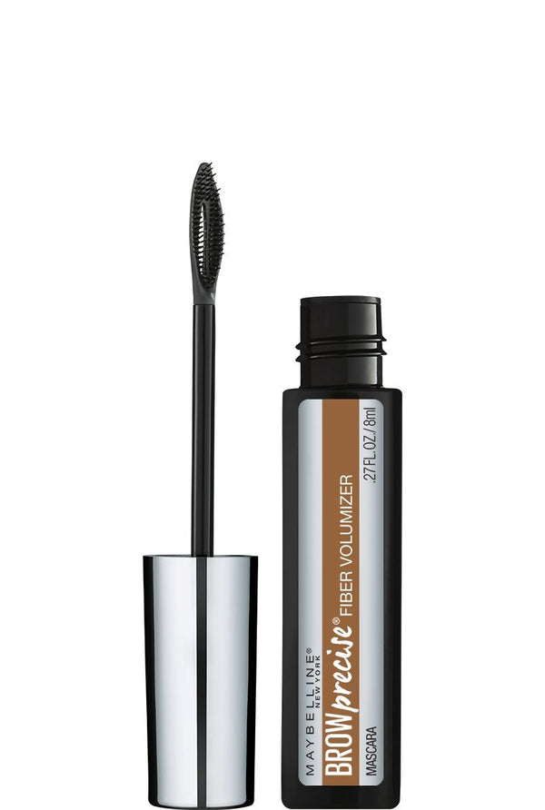 Maybelline New York Brow Precise Fiber Volumizer Eyebrow Mascara, Blonde, 0.27 fl. oz.
