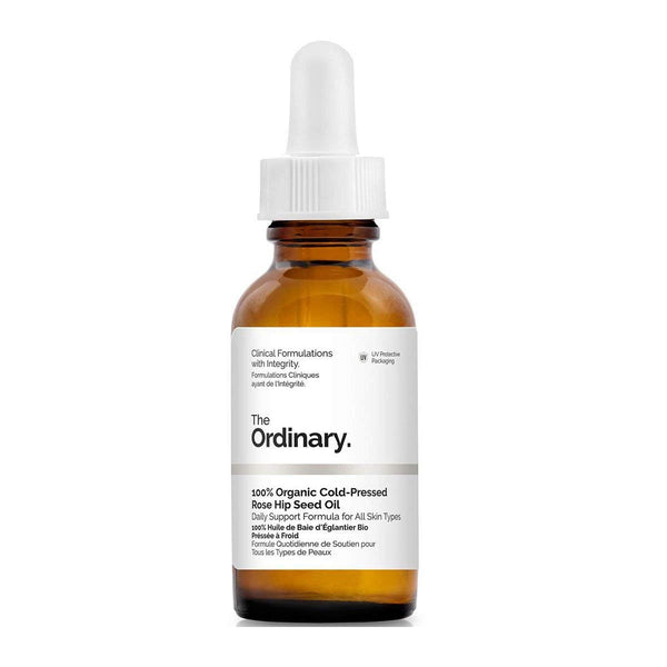 The Ordinary Organic Cold-Pressed Rose Hip Seed Oil (30ml).