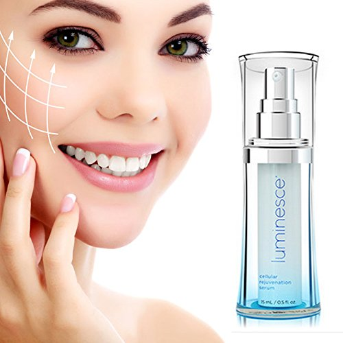 Luminesce Cellular Rejuvenation Serum anti aging wrinkle Scar removal