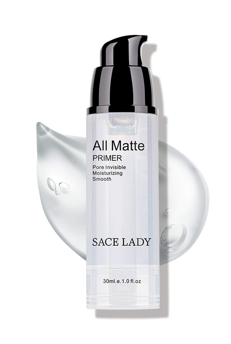 SACE LADY Color Salon  All Matte Face Makeup Primer