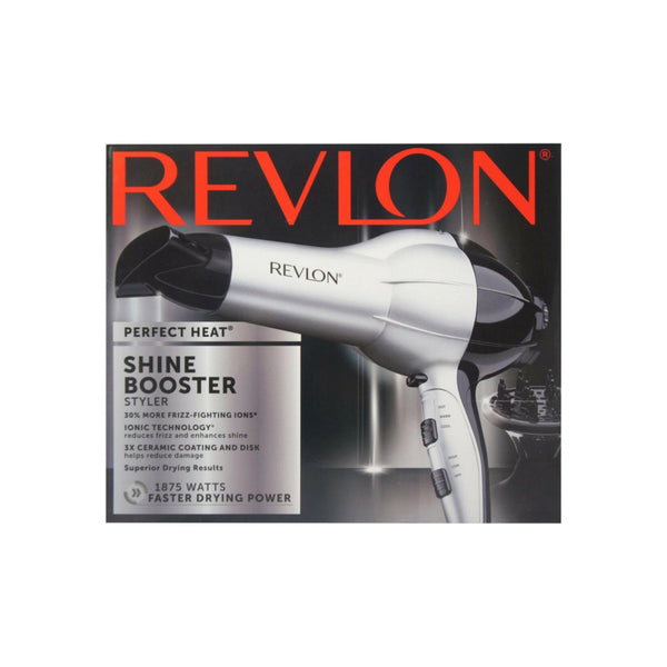 Revlon Perfect Heat Shine Booster Hair Dryer 1 ea