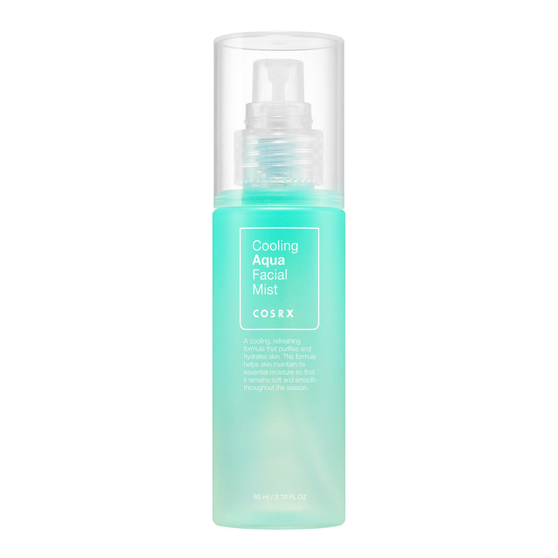 cosrx cooling aqua facial mist, 80ml