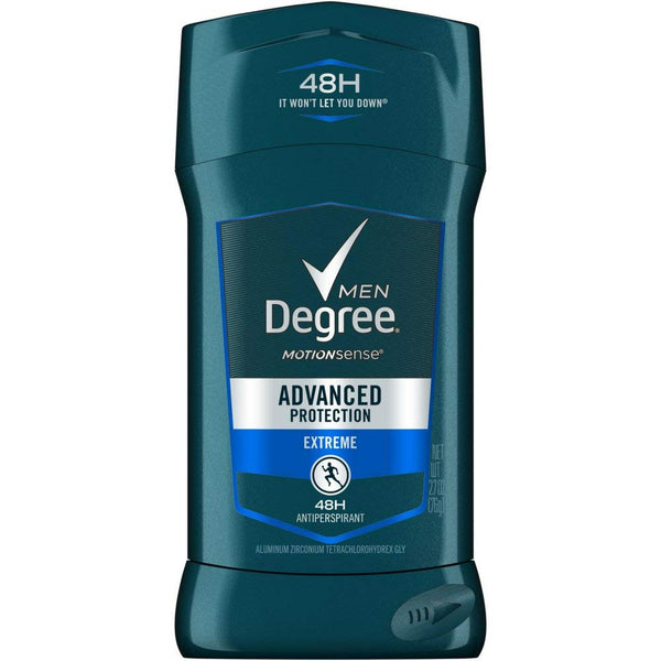Degree Men Adrenaline Series Antiperspirant & Deodorant, Extreme 2.7 Oz