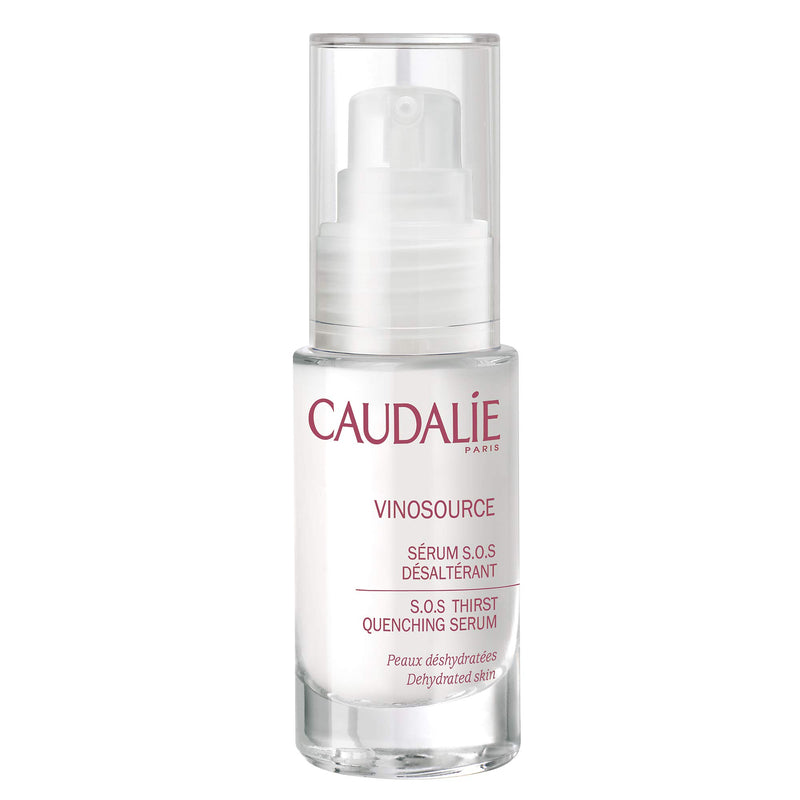 Caudalie Vinosource SOS Deep Hydration Serum, 1 Ounce