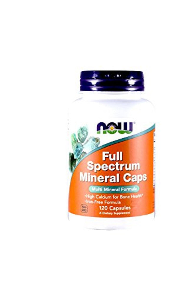 Now Foods Full Spectrum Mineral 120 Capsules