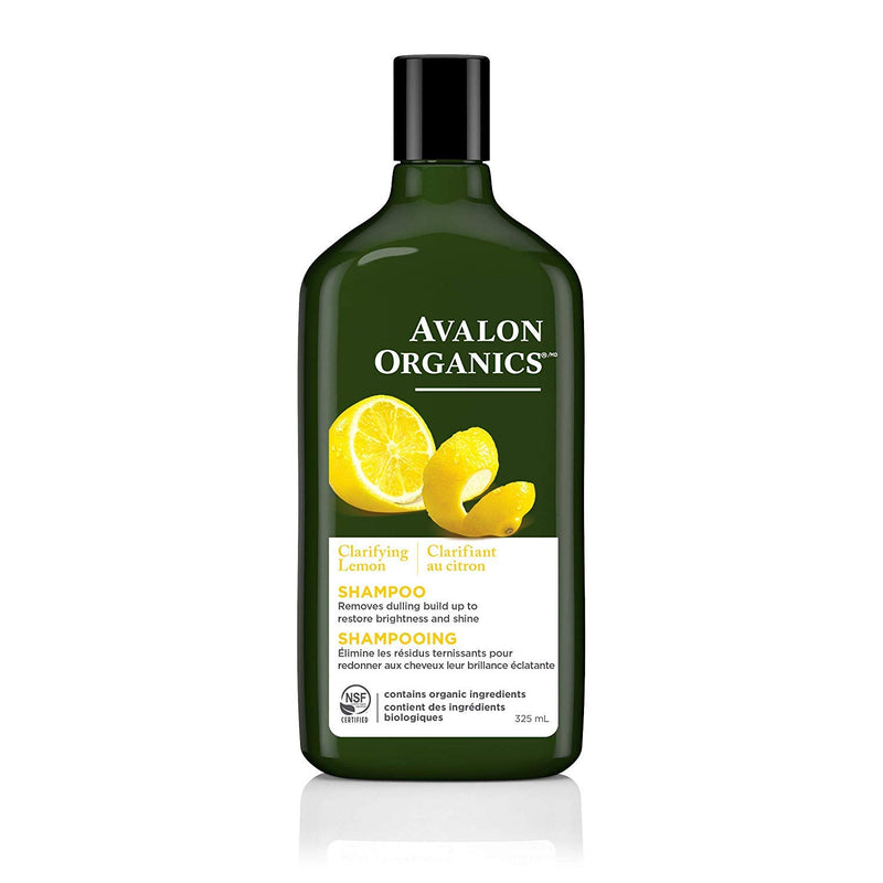 Avalon Organics Clarfying Lemon Shampoo
