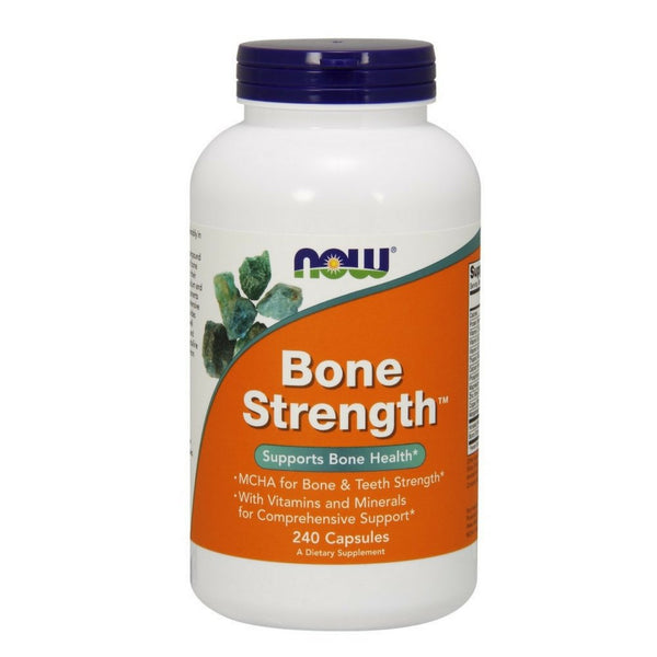 Now Foods, Bone Strength, 240 Capsules R