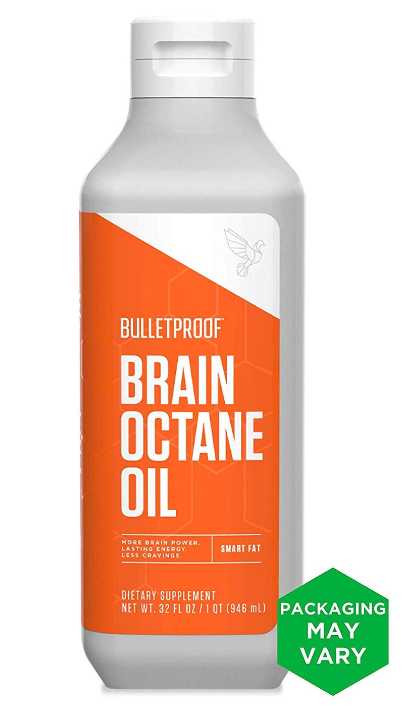 Bulletproof Brain Octane MCT Oil 32 oz