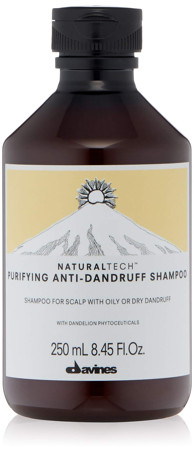 Davines Natural Tech Purifying Shampoo 8.45 Ounce