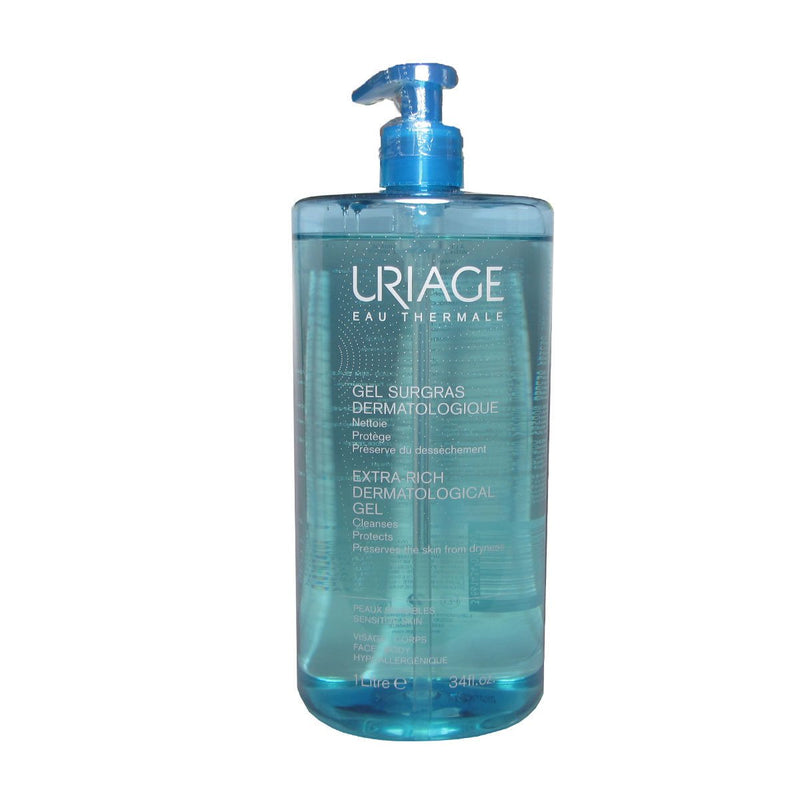 Uriage Extra-Rich Dermatological Gel 1 litre
