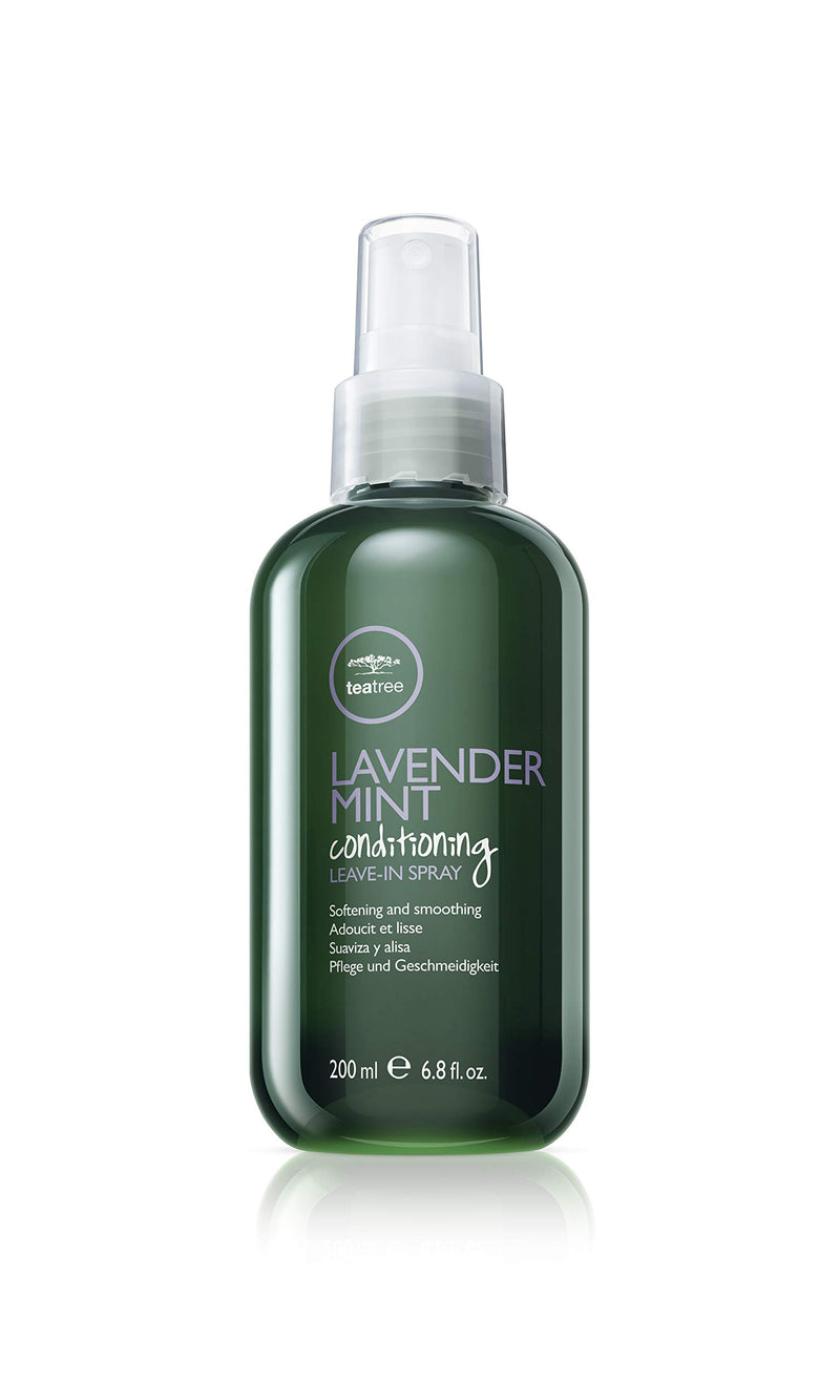 Tea Tree Lavender Mint Leave-In Conditioner Spray
