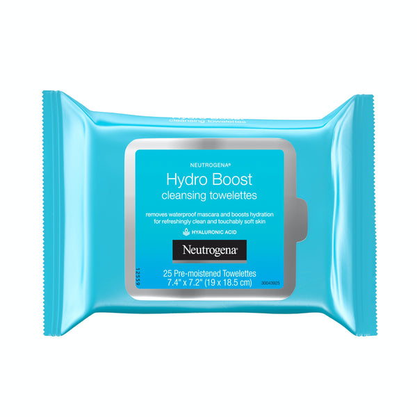 Hydrating Face Wipes - Hydro Boost