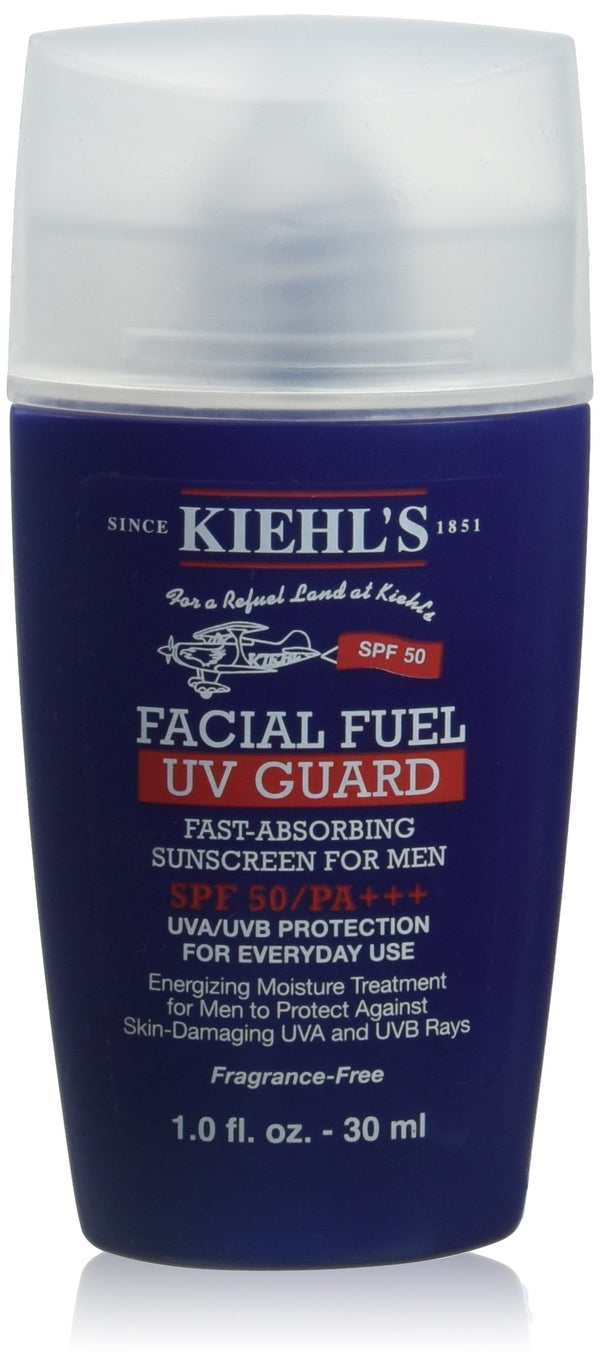 Kiehl's facial fuel uv guard spf 50 /pa+++, 1oz, 1 Ounce