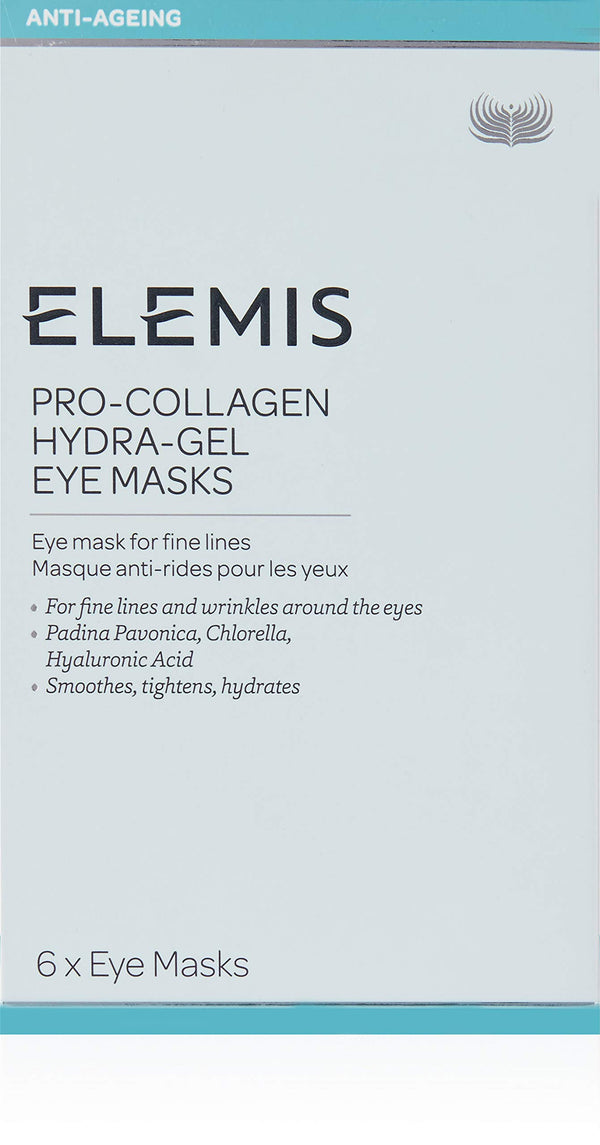 Elemis ProCollagen HydraGel Eye Mask 6 Pairs