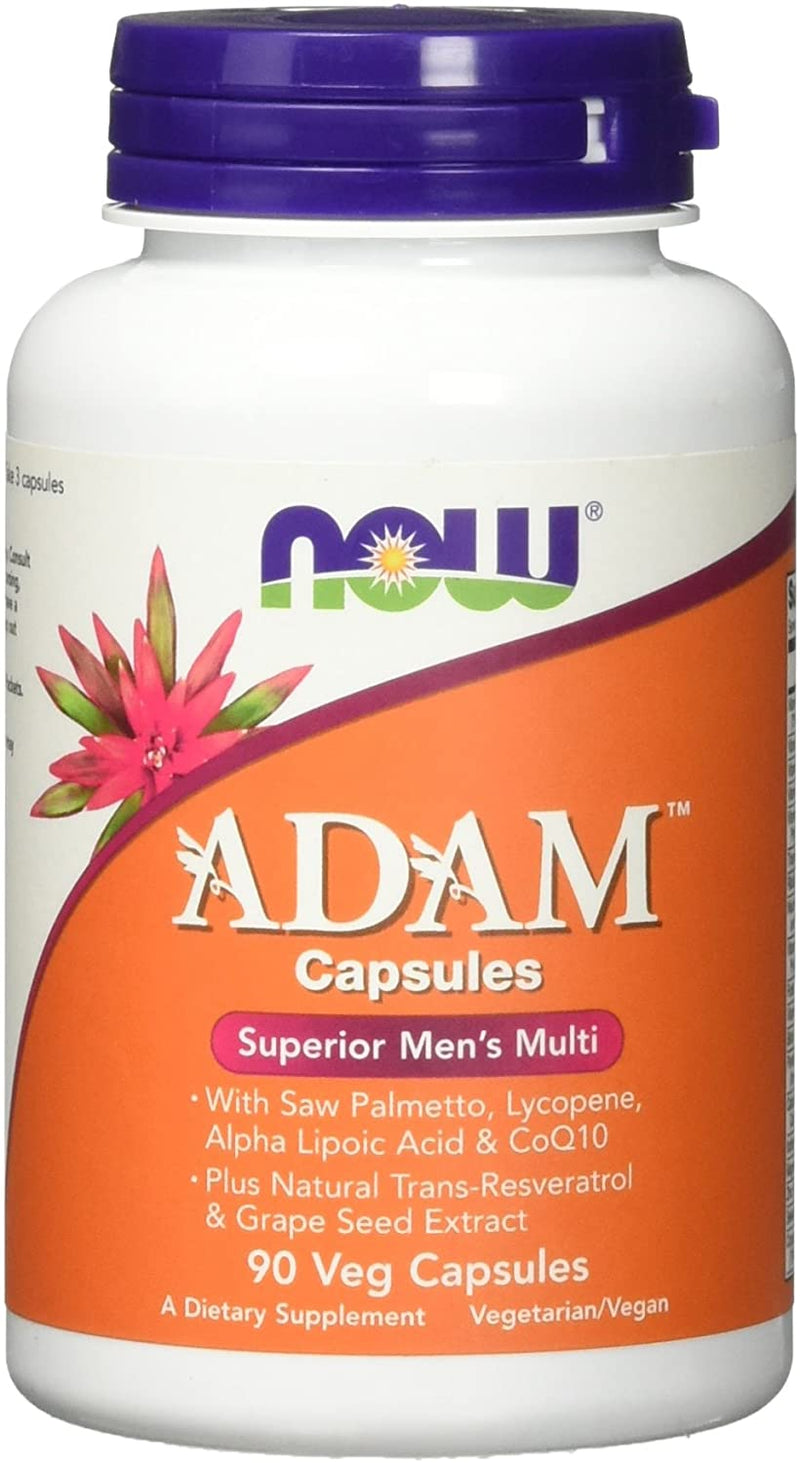 Now Foods ADAM Superior Mens Multiple Vitamin 90 vcaps