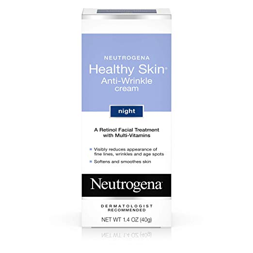 Neutrogena Healthy Skin Anti-Wrinkle Night Cream, 41ml
