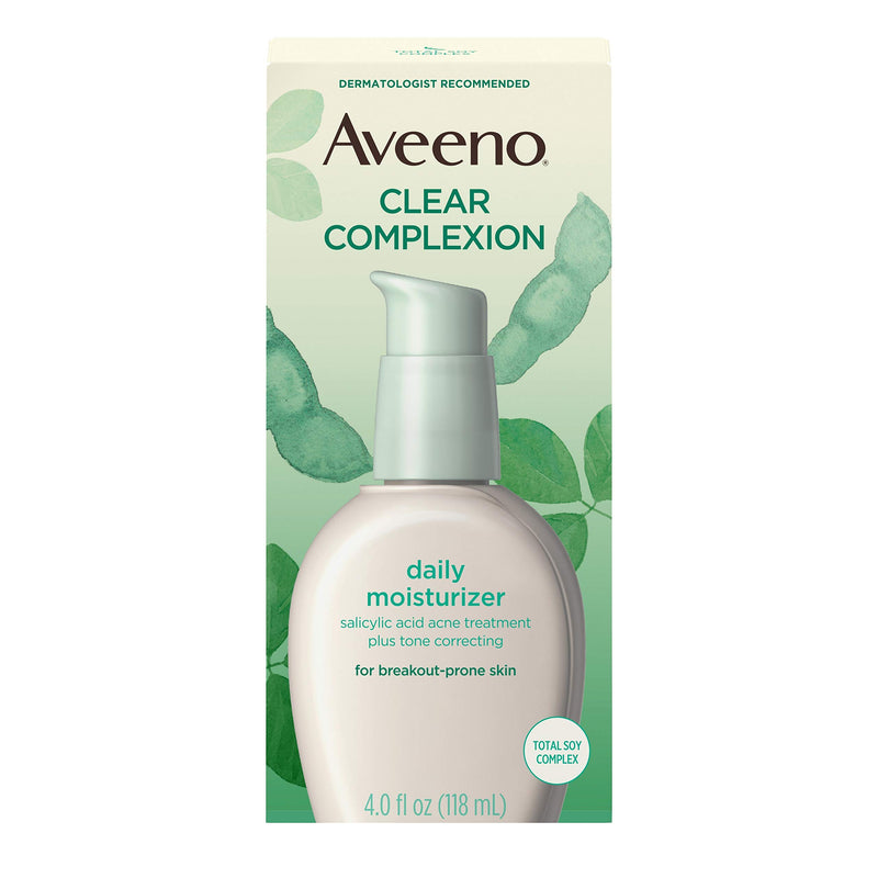 Aveeno Clear Complexion Daily Moisturizer, 4 Ounce