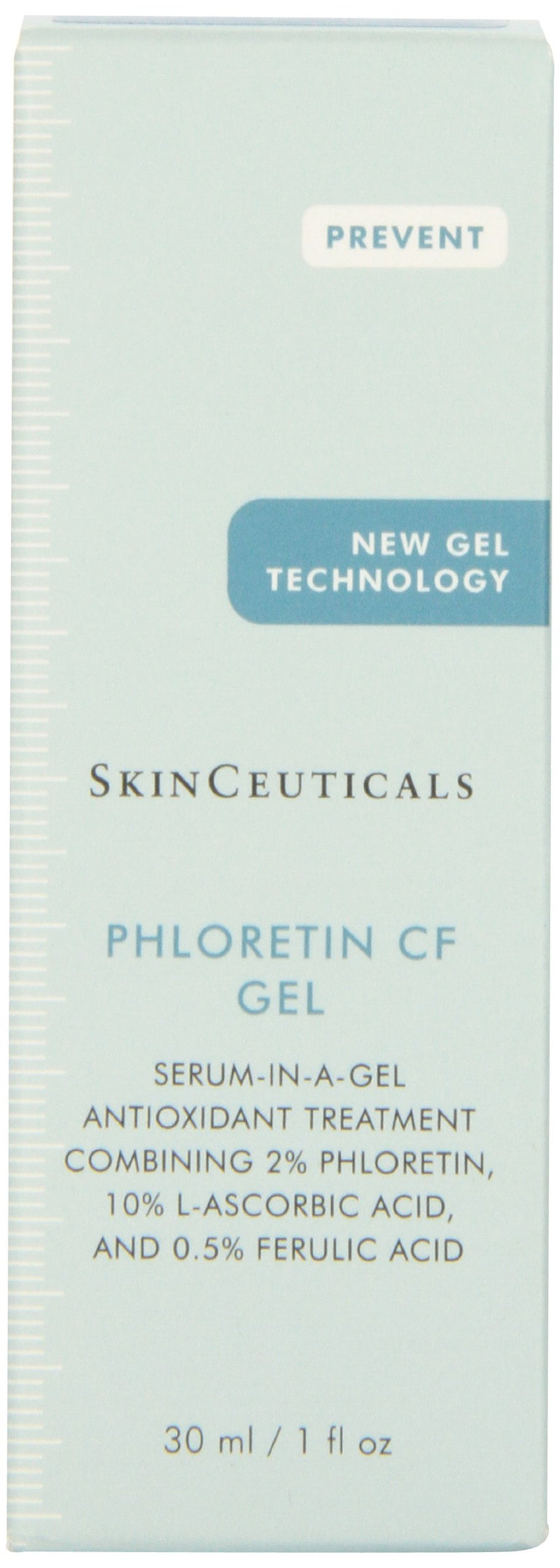 SKINCEUTICALS Phloretin CF Antioxidant Treatment Gel, 1 Fluid Ounce