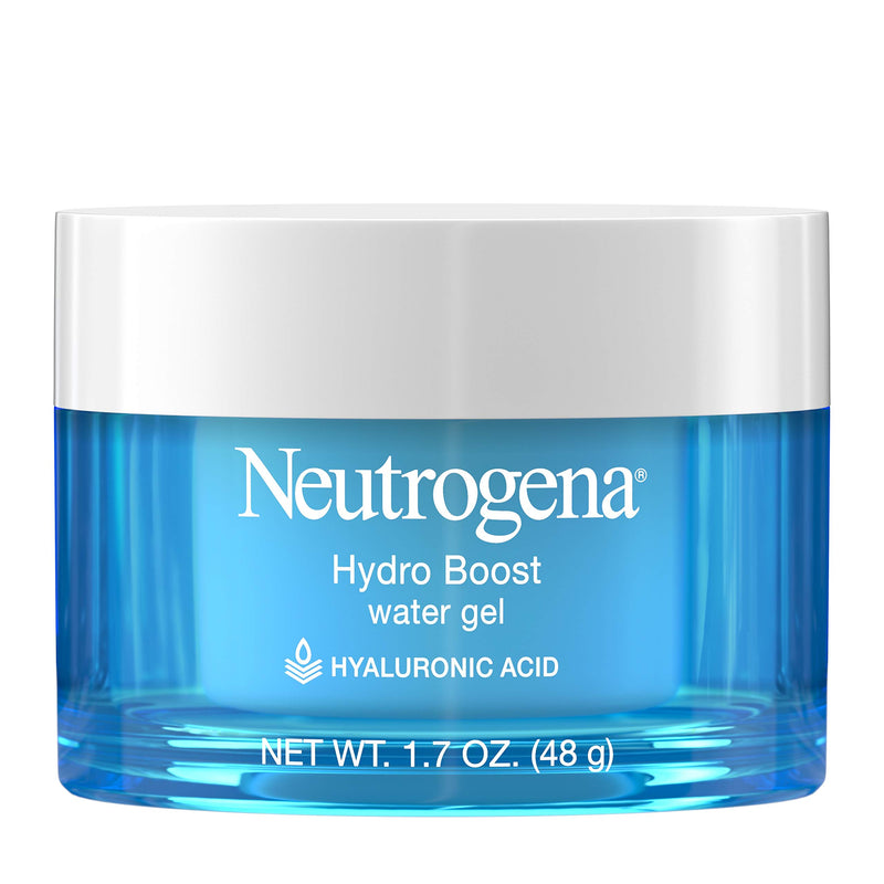 Neutrogena Hydro Boost Hyaluronic Acid Hydrating Water Gel Daily Face Moisturizer for Dry Skin 1.7 fl. oz