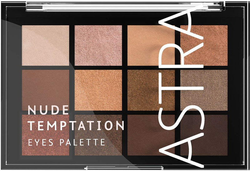 Astra Nude Temptation Eyes Palette 01
