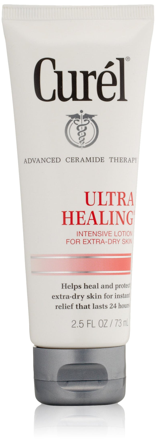 Curel Ultra Healing Lotion, 2.5 Ounce (Pack of 3)