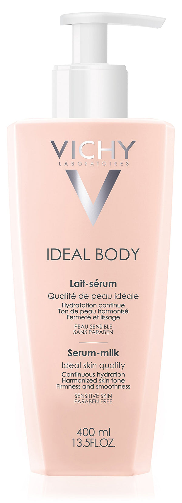 Vichy Ideal Body Lotion Serum-Milk, 13.5 Fl Oz