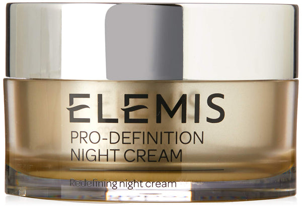 ELEMIS Pro-Definition Night Cream, Lift Effect Firming Night Cream, 1.6 fl. oz.