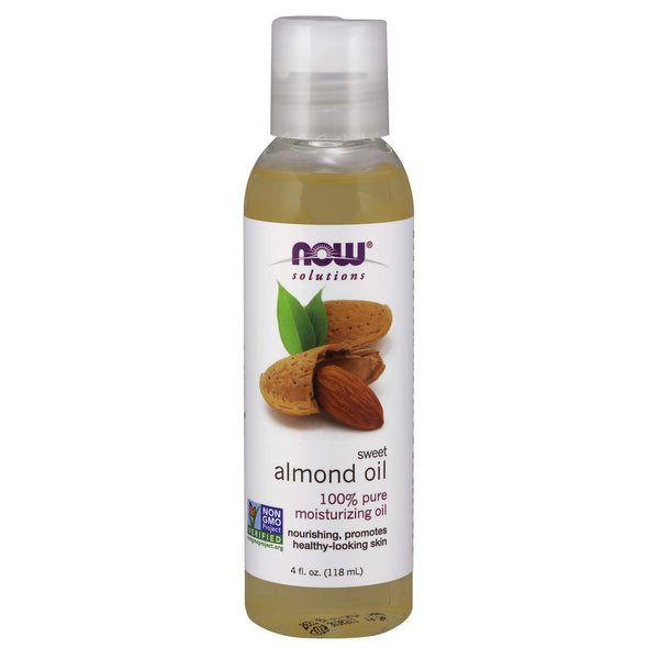 Now Foods Almond Oil - 118 ml
