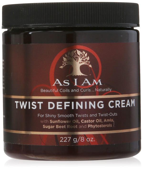 As I Am Twist Defining Cream 8 Ounce