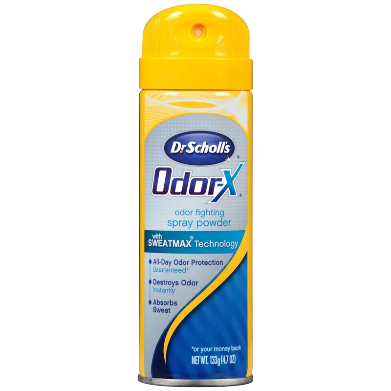 Dr. Scholl's Odor Destroyer Deodorant Spray 4.7 oz. - Buy Packs and SAVE (Pack of 3)