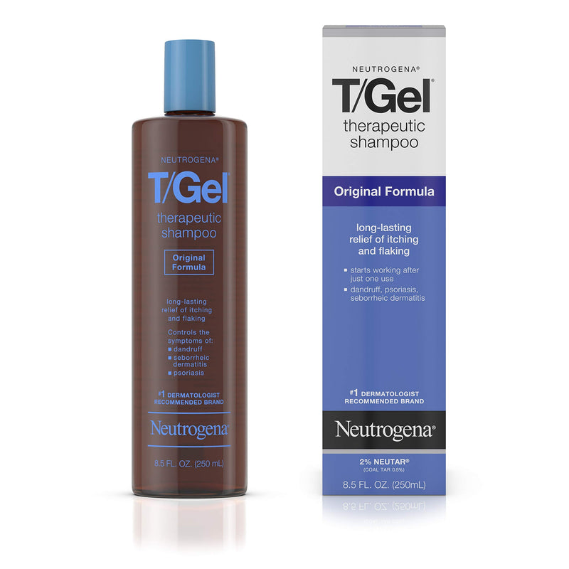 Neutrogena T/Gel Therapeutic Shampoo Original Formula 8.50 oz,250ml