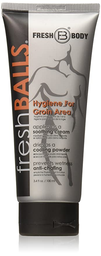 New 5 oz Fresh Balls Lotion the solution for men - New 5 oz Tube