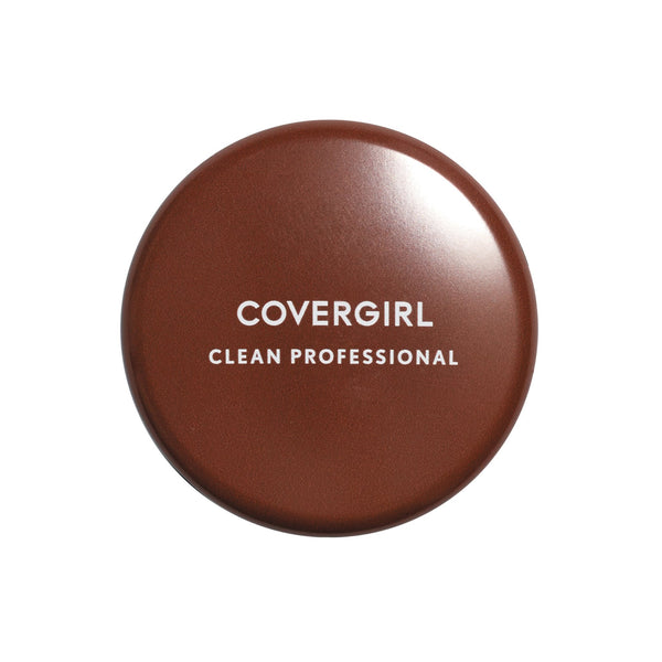 COVERGIRL Professional Loose Finishing Powder, 1 Container (0.7 oz), Translucent Light Tone