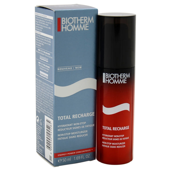 Biotherm Homme Total Recharge Non-Stop Moisturizer, 1.69 Ounce