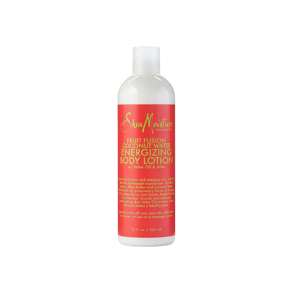 Shea Moisture Fruit Fusion Coconut Water Energizing Body Lotion 13 oz