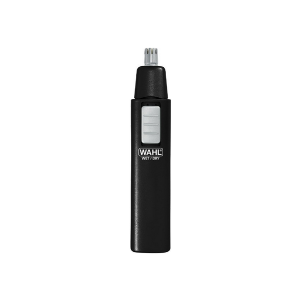 Wahl Ear, Nose & Brow Wet/Dry Battery Trimmer, Black 1 ea