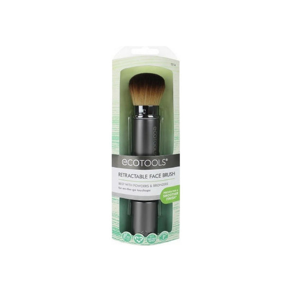 EcoTools Retractable Kabuki Make-up Brush 1 ea