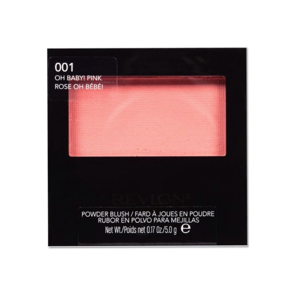 Revlon Powder Blush, Oh Baby Pink 0.17 oz