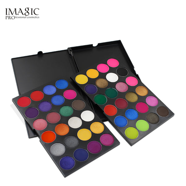 Boski Rio Eyeshadow Pro 48 Color Eyeshadow Palette Matte Shimmer