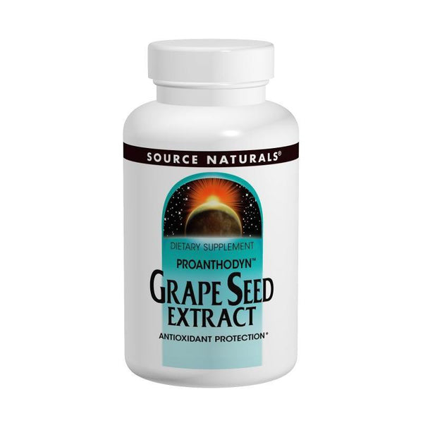Source Naturals Grape Seed Extract 200mg 30C