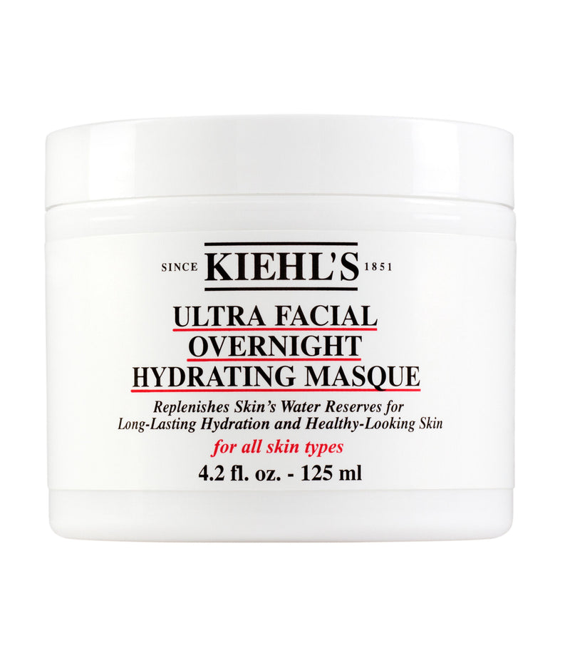 Kiehl'S Ultra Facial Overnight Hydrating Masque - For All Skin Types 125ml