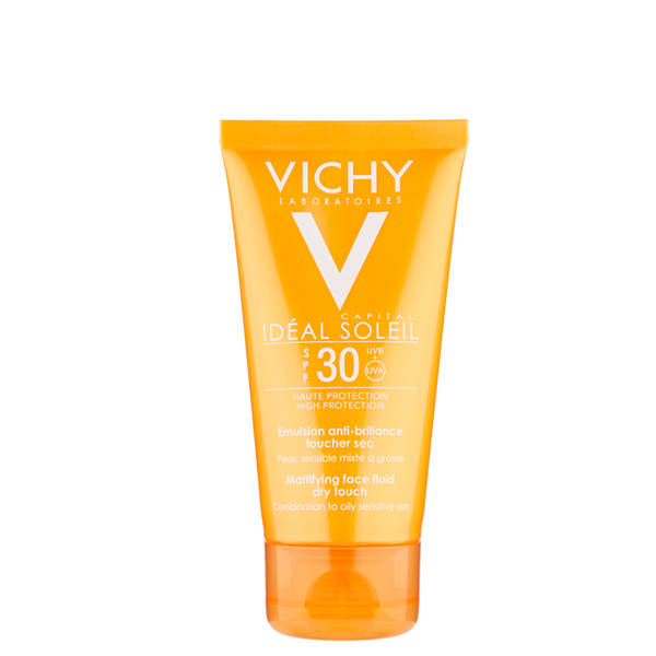Vichy Ideal Capital Soleil Dry Touch Sunscreen SPF 30