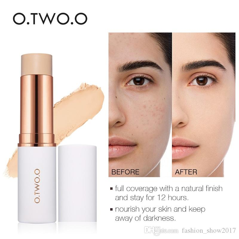O.Two.O Velvet Matte Foundation Stick Concealer (1)