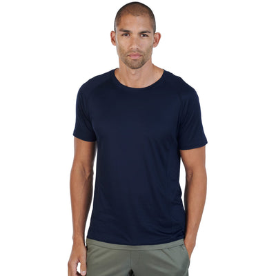 Sleep T-Shirt Men - Stay Cool - Sleep Tech - sleeboo