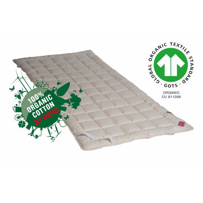 Organic Wool Mattress Topper - sleeboo