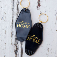 Load image into Gallery viewer, Welcome Home Keychain