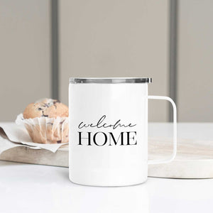 Welcome Home Travel Mug Closing Gift