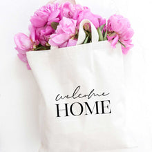 Load image into Gallery viewer, Welcome Home Tote Bag