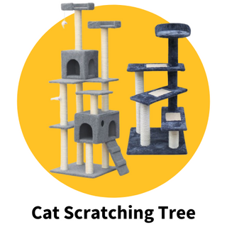 Cat Scratching Post Specialists | Cat Scratcher Trees & Poles Up To 60% Off