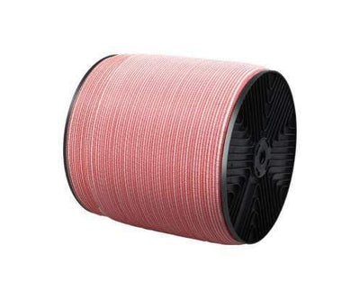 1200M Electric Fence Wire Tape Poly Stainless Steel Temporary Fencing Kit